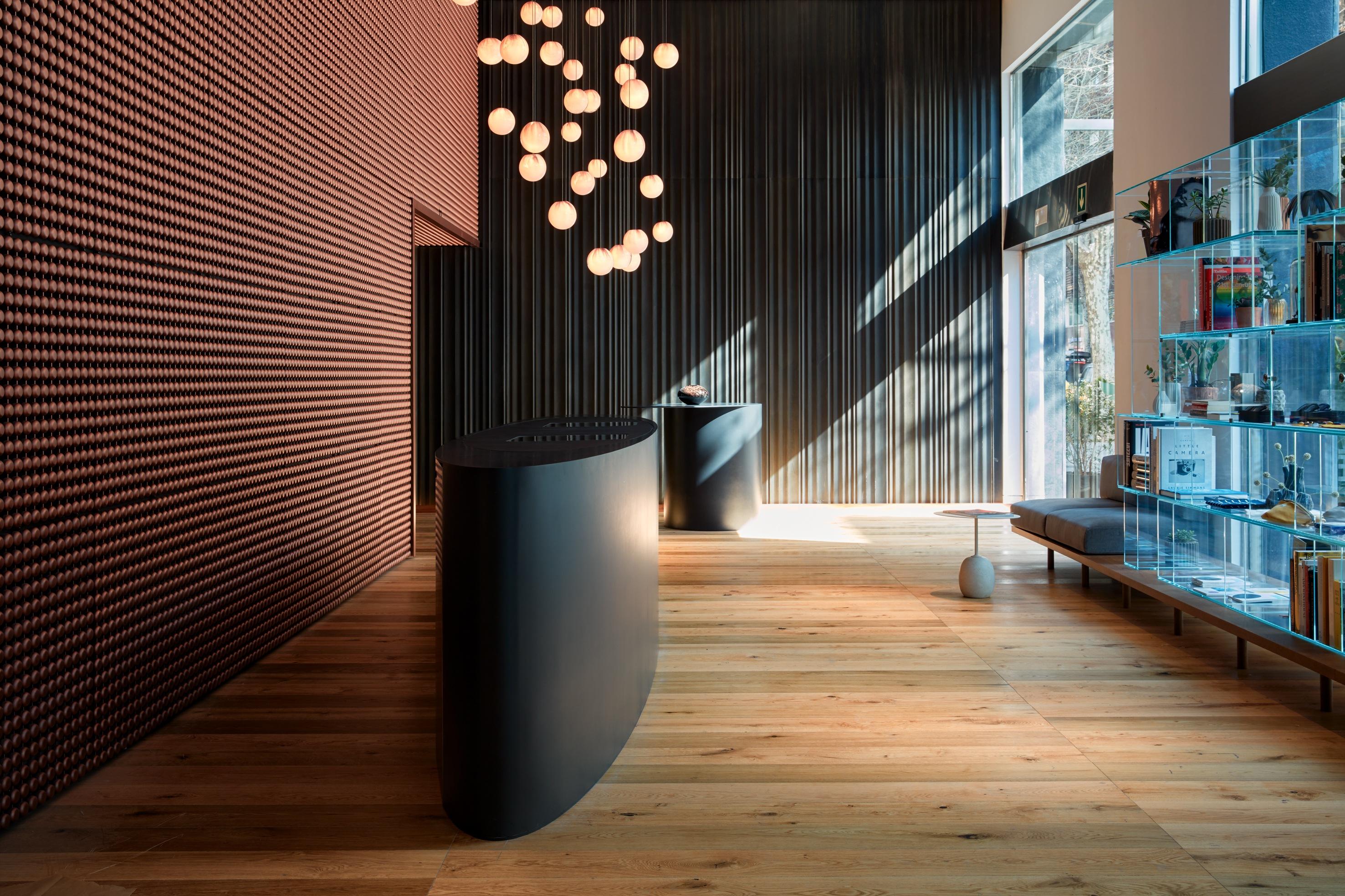 Sir Victor Hotel Barcelona Diseño Contemporáneo