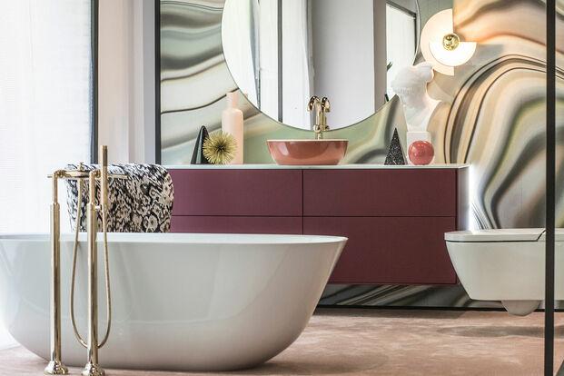 Villeroy Bosch interiorismo showroom Barcelona Erico Navazo