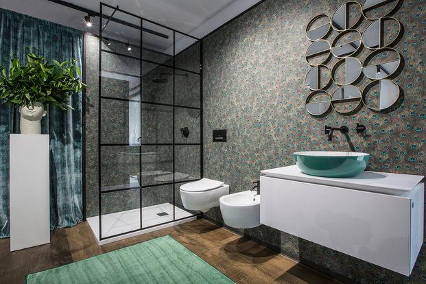 Villeroy Bosch interiorismo showroom Barcelona Patricio Ballesty y Jorge Subietas