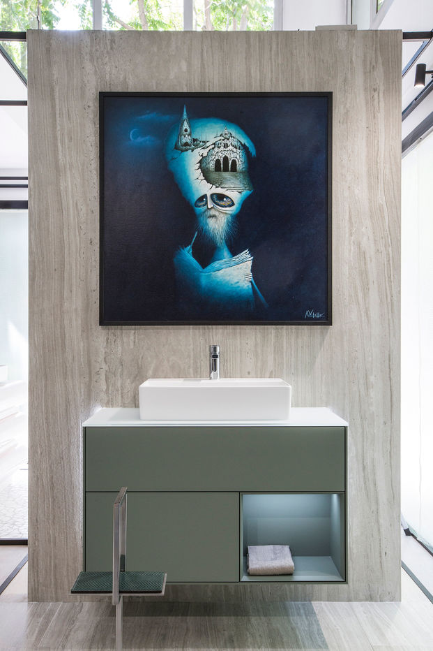Villeroy Bosch interiorismo showroom Barcelona Sara Folch