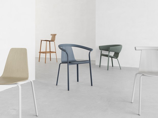 silla atal alki y form us with love salone del mobile milán 2019 diariodesign
