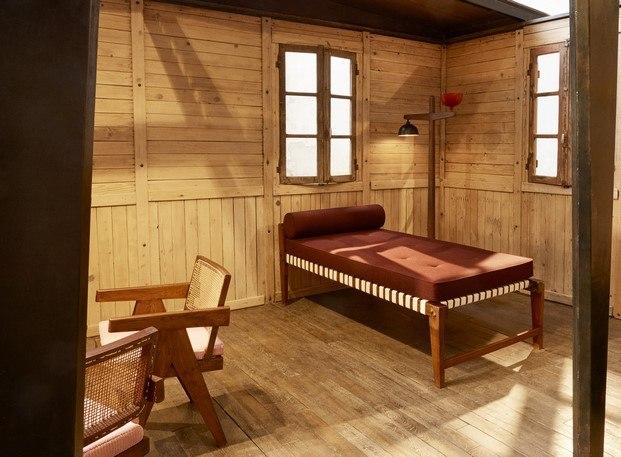 cama casa raf simons y kvadrat en milán diariodesign