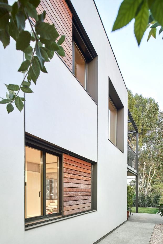 casa en sant cugat del valles f2m arquitectura diariodesign iroco