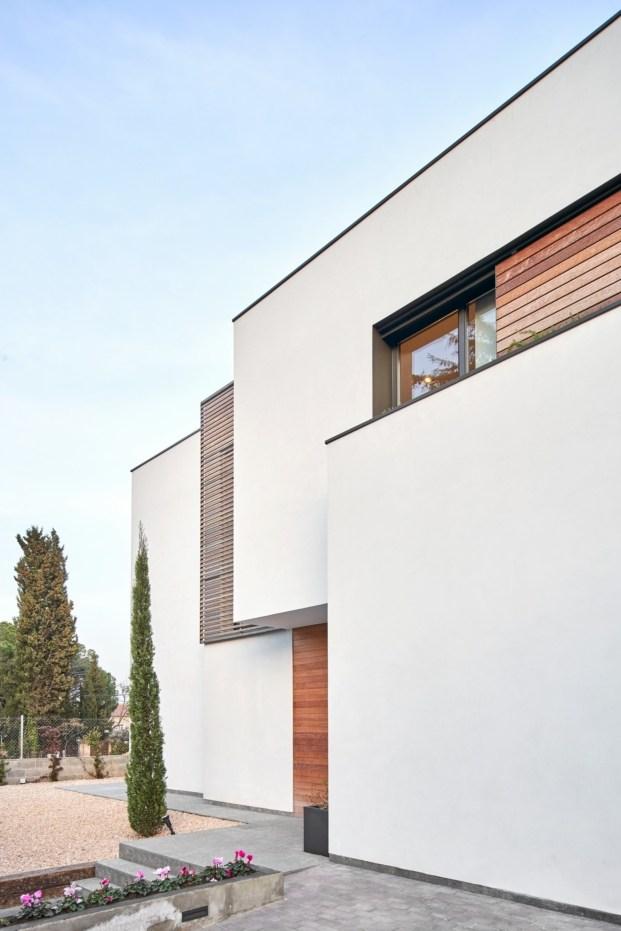 casa en sant cugat del valles f2m arquitectura diariodesign norte