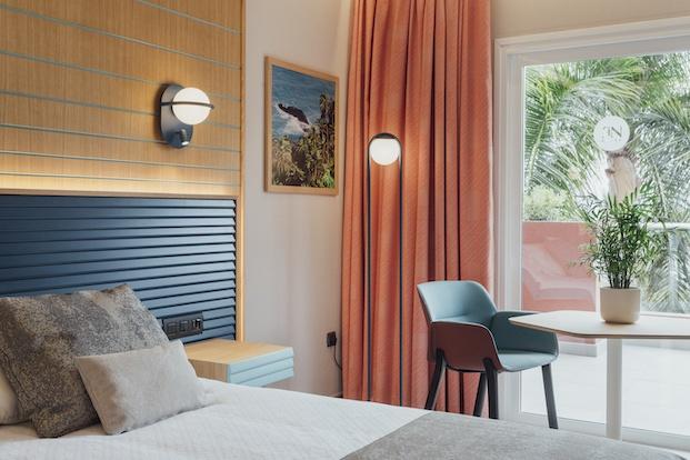 Ambiente habitación Roca Nivaria Gran Hotel.