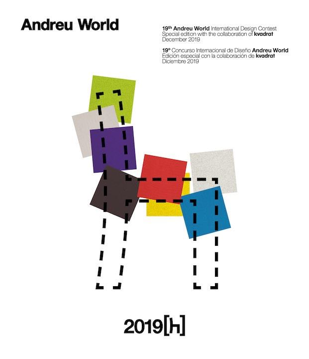 concurso de diseño internacional andreu world 2019