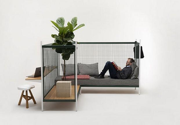 grid established sons bouroullec salone del mobile diariodesign