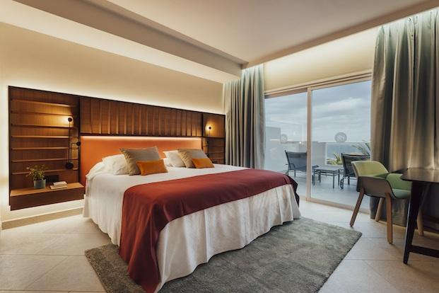 Habitación Roca Nivaria Gran Hotel.