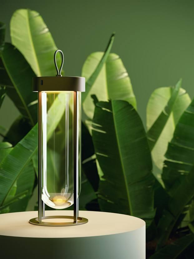 in vitro lámpara starck flos euroluce diariodesign