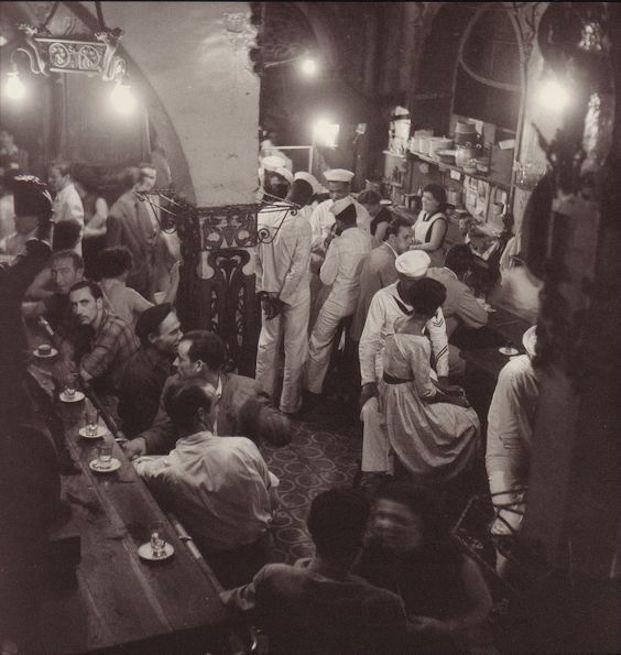 Inspiración en bares españoles. Como Taperia