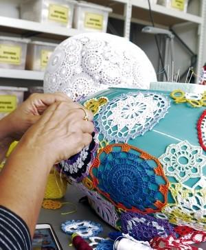 joana vasconcelos diseño internacional y de tradición en diariodesign