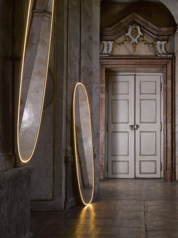 lámpara la plus belle starck flos euroluce diariodesign