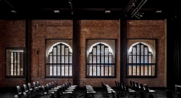lleialtat santsenca h arquitectes adria goula diariodesign auditorio
