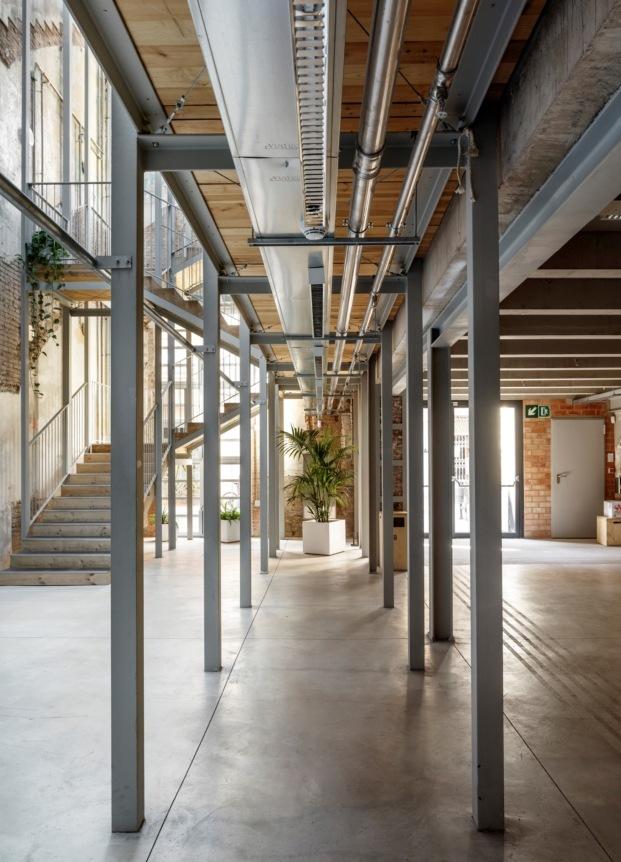 lleialtat santsenca h arquitectes adria goula diariodesign medioambiente