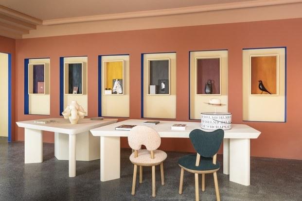 mesa y sillas tienda villa noailles diariodesign