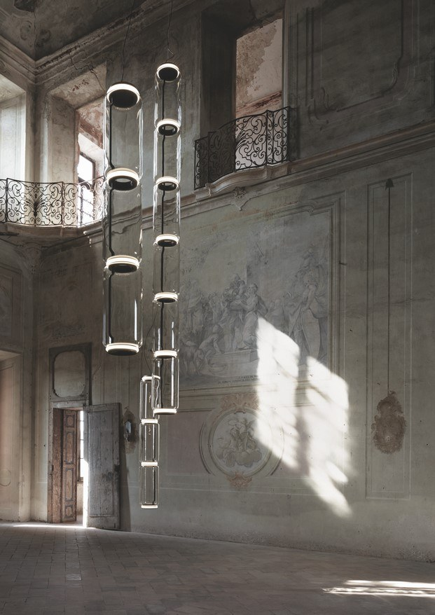 lámpara noctambule diseño de konstantin grcic para flos euroluce diariodesign