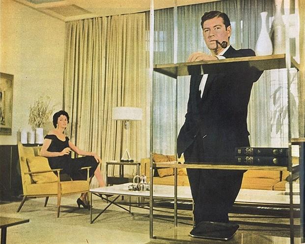 paul mccobb muebles estilo mid century modern diariodesign