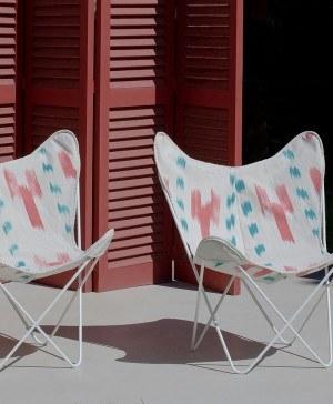 silla bkf se viste de verano teixits vicens diariodesign