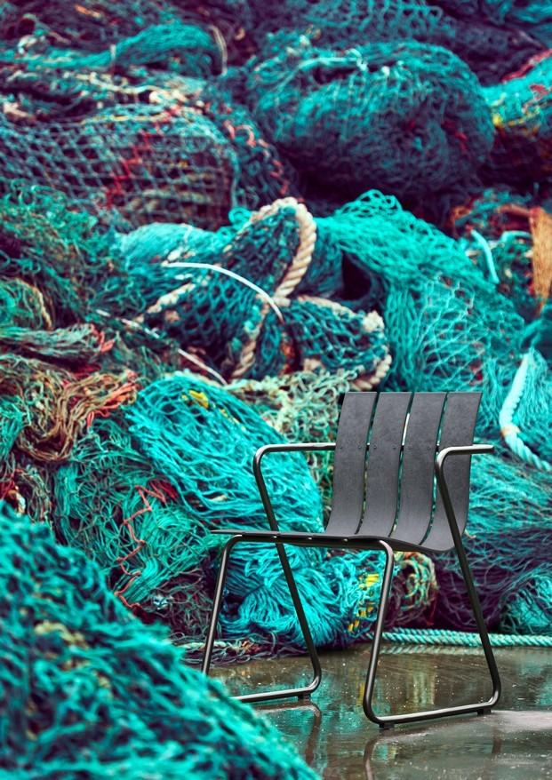 silla ocean respetuosa con el medio ambiente diariodesign