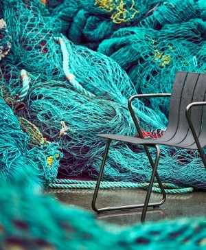 silla reciclada ocean mater diariodesign
