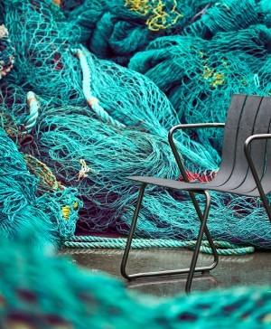 silla reciclada ocean mater diariodesign