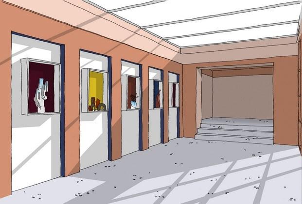 sketch de pierre yovanovitch tienda villa noailles diariodesign