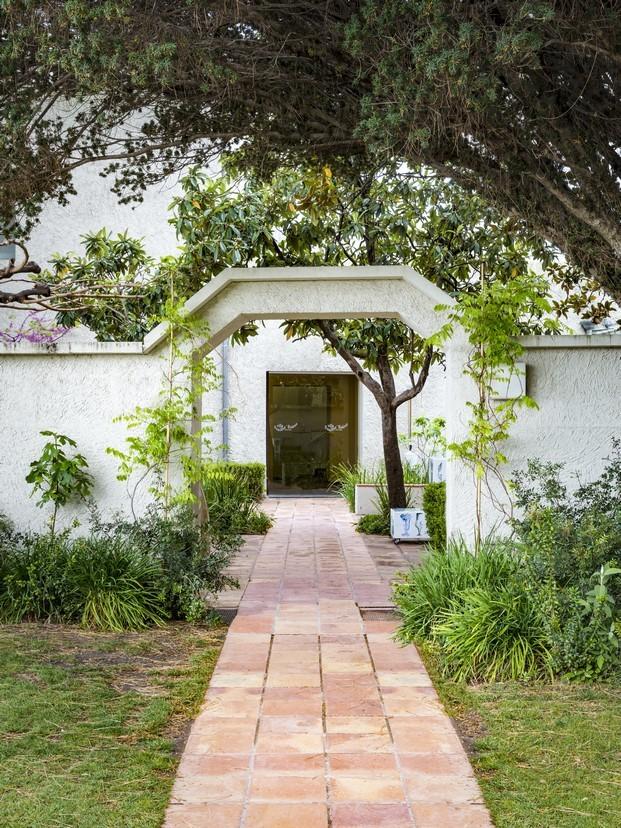 villa noailles entrada diariodesign