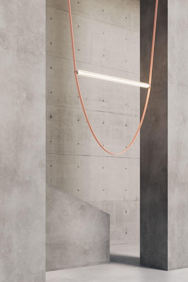 lámpara wireline formafantasma flos euroluce diariodesign