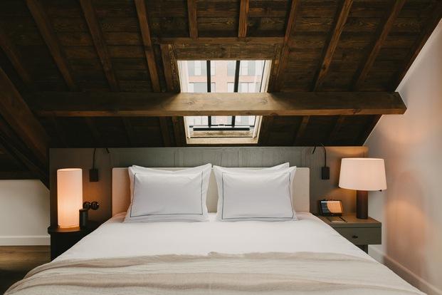 AUGust Hotel Amberes en un convento