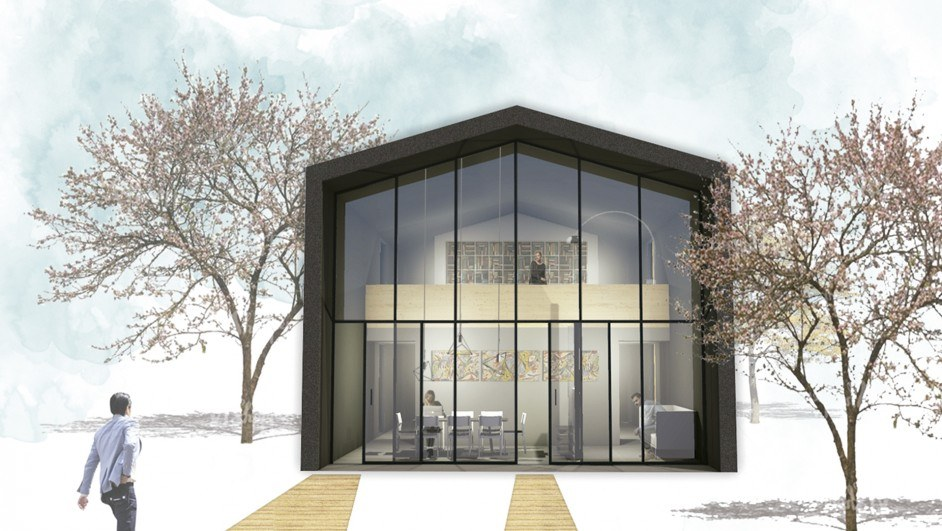 Concurso inHAUS LAB Diseña tu casa modular para estudiantes