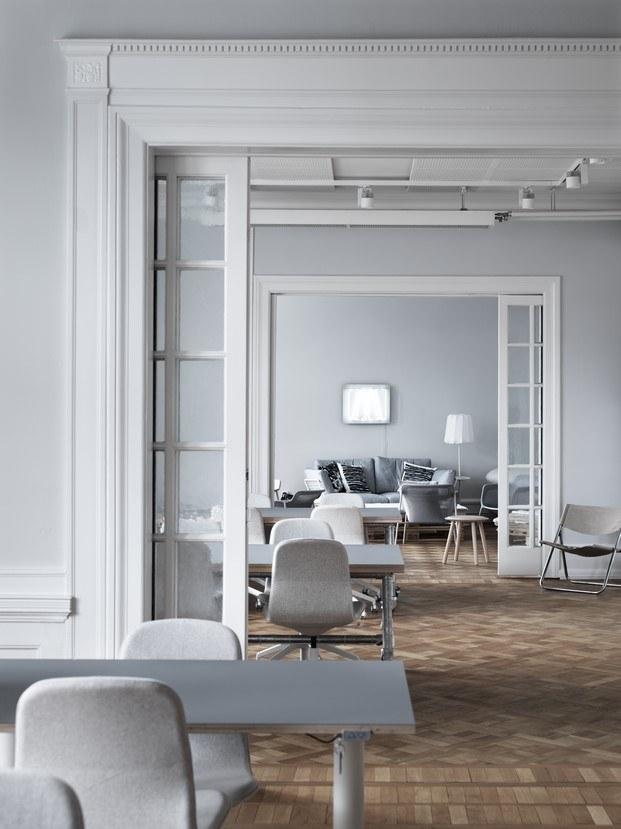 Ikea Creative Hub Malmö gris