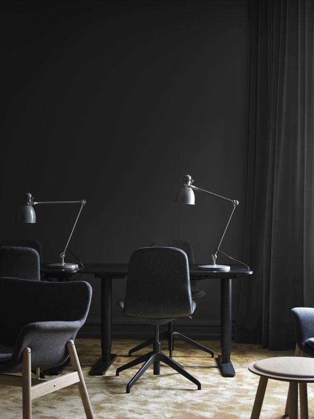 Ikea Creative Hub Malmö negro