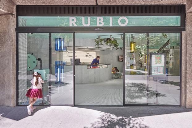 fachada entrada cuadernos rubio valencia diariodesign