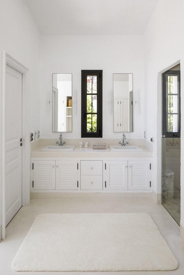 baño estilo arabesque casa vaimberg salvadó costa brava diariodesign