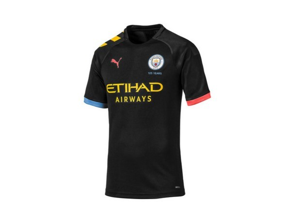camiseta segunda equipación manchester city diariodesign