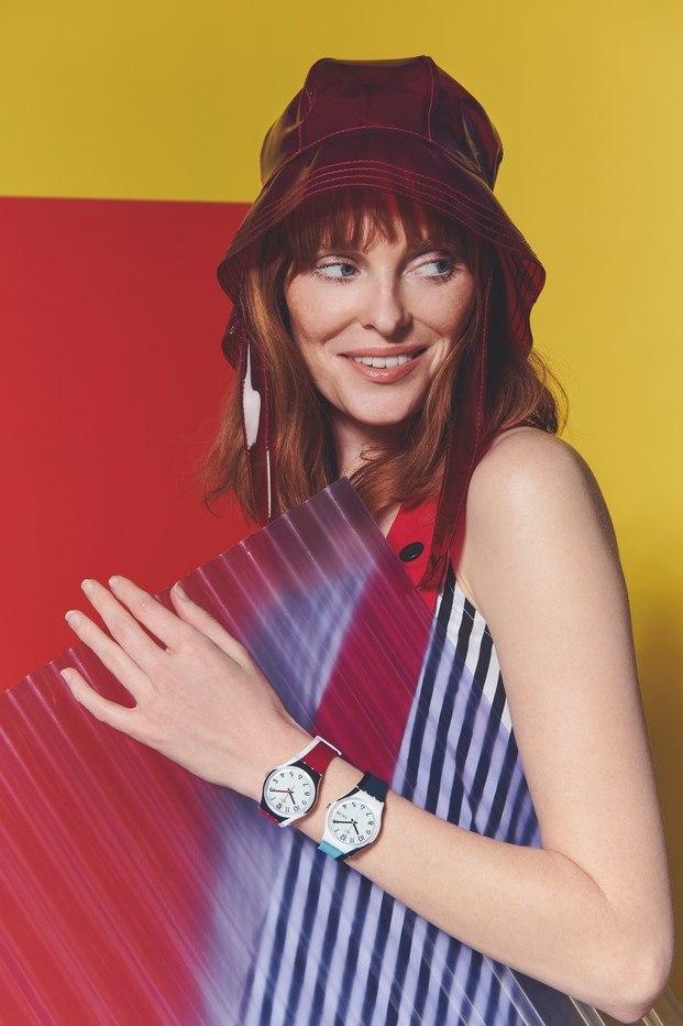 colores bauhaus relojes swatch diariodesign