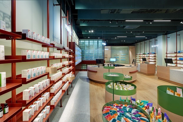 farmacia del futuro medicamentos aisslinger berlin