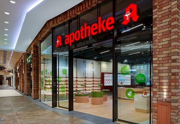 farmacia del futuro aisslinger exterior entrada