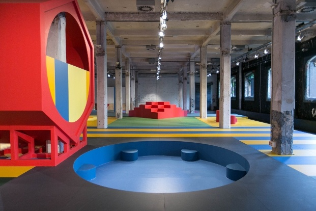 playgrounds matadero madrid general