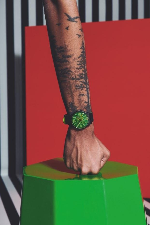 colores bauhaus colección bau swatch diariodesign
