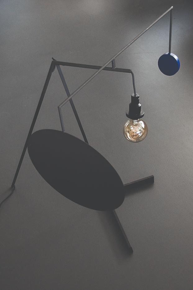 lámpara bubblehaus nuria fuster bombilla