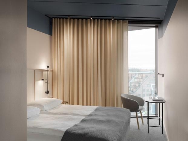 Grow Hotel Estocolmo. Note Design Studio.