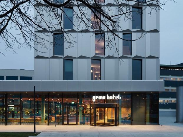 Grow Hotel Estocolmo. 3XN Architects