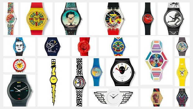 relojes swatch art collection diariodesign