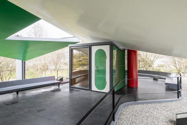 techo pavillon le corbusier diariodesign