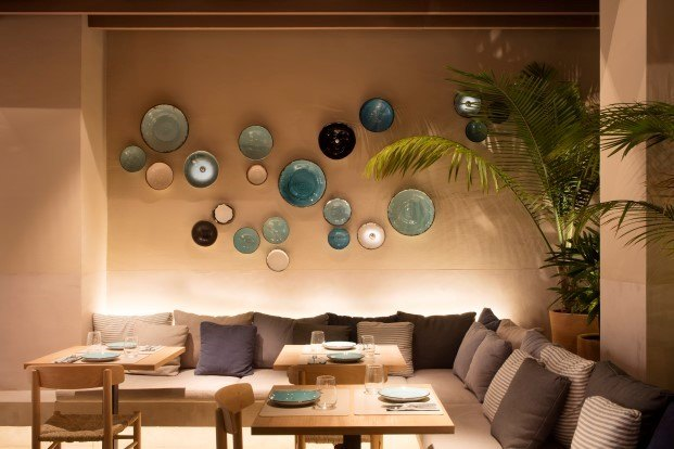 turqueta restaurante tarruella trenchs diariodesign