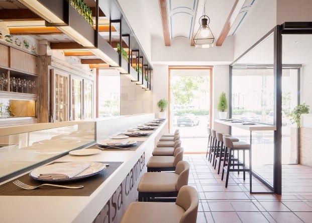 casa carmela restaurante paella diariodesign