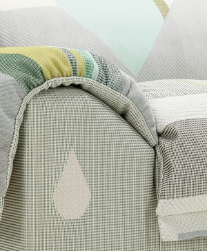 sofá tapizado vlinder de vitra diariodesign