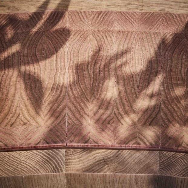 madera roja roble