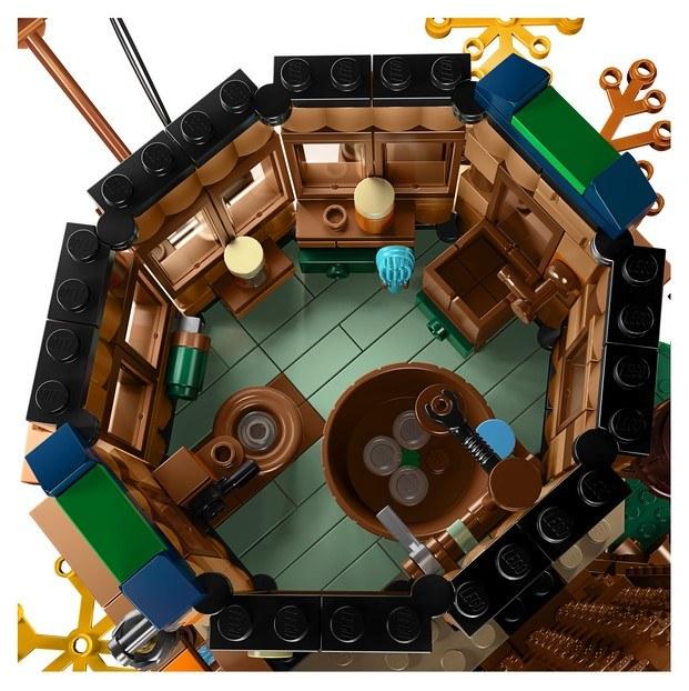 habitación casa lego diariodesign